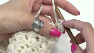 getlinkyoutube.com-How to Crochet a Baby Blanket