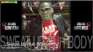 Aidonia - Sweat Up Yuh Body (Raw)