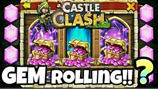 getlinkyoutube.com-Rolling 23,000 Gems Unbelievable Luck!!!