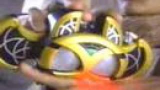 getlinkyoutube.com-仮面ライダーキバベルト[CM]Masked Rider Kiva's belt