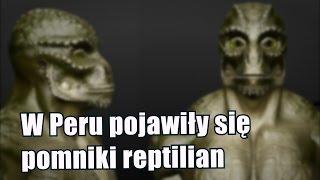 getlinkyoutube.com-W Peru pojawiły się pomniki reptilian – humanoidalnych gadów