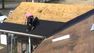 getlinkyoutube.com-Shingle Roofing Installation Detailed