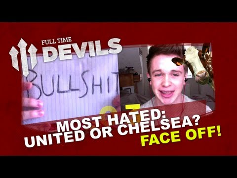 Most Hated Club: United or Chelsea? | DEVILS FACE OFF! EP2