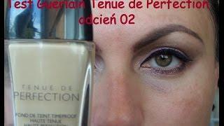 getlinkyoutube.com-Test na żywo Guerlain Tenue de Perfection odcień 02