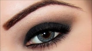 getlinkyoutube.com-TUTORIAL: Ojos Ahumados ♥