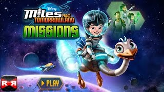 getlinkyoutube.com-Miles From Tomorrowland: Missions (by Disney) - iOS - iPhone/iPad/iPod Touch Gameplay