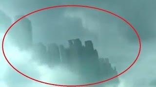 getlinkyoutube.com-IMPACTANTE:Aparece una ciudad en el cielo de China