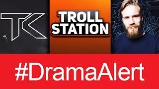 getlinkyoutube.com-PewDiePie Gets Freelancer FIRED? #DramaAlert tK HOMELESS Update - Trollstation JAIL TIME, T-Pain