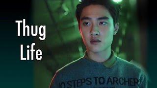 getlinkyoutube.com-EXO D.O Thug Life Moment