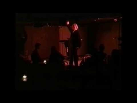 Copernicus solo concert at Luna Park Club. Los Angeles. 12/11/1994. Part 1.