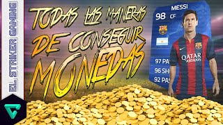 getlinkyoutube.com-TODAS LAS MANERAS DE CONSEGUIR MONEDAS EN FIFA ULTIMATE TEAM | El Striker Gaming | #TGNARMY