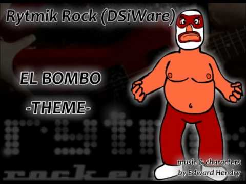 Rytmik Rock - El Bombo by Edward Hendry