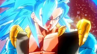 getlinkyoutube.com-MOST POWERFUL TRANSFORMATION?! (NOT CANON) - Dragon Ball Xenoverse Mods