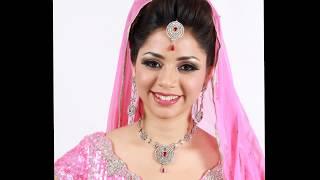 getlinkyoutube.com-Light Bridal Makeup By Sadia Qazi