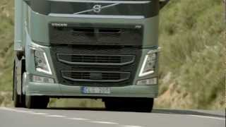 getlinkyoutube.com-Volvo Trucks - Running footage of the new truck (new Volvo FH)
