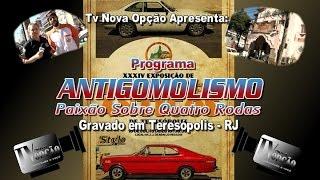 XXXIV Exposição De Veículos em Teresópolis-RJ