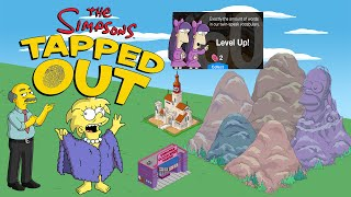 getlinkyoutube.com-The Simpsons Tapped Out (Level 60 | Final Level) All Items