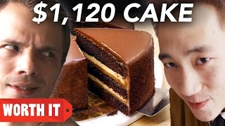 getlinkyoutube.com-$27 Cake Vs. $1,120 Cake