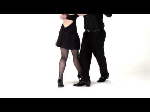 Academia de Baile - Tango (Nivel 2) Concepto Pivot