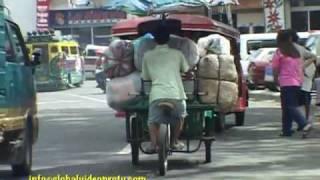 UNUSUAL PHILIPPINE STYLE TRANSPORTATION
