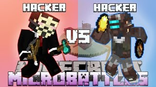 "getlinkyoutube.com-""HACKER vs HACKER!"" Minecraft MICRO BATTLES #22 w/LandonMC"