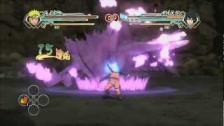 getlinkyoutube.com-Naruto Shippuden: Ultimate Ninja Storm Generations: KCM Naruto vs Sasuke