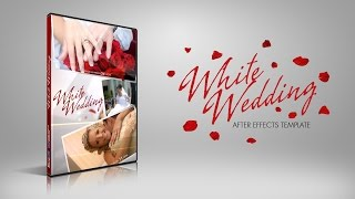 getlinkyoutube.com-WHITE WEDDING After Effects Template