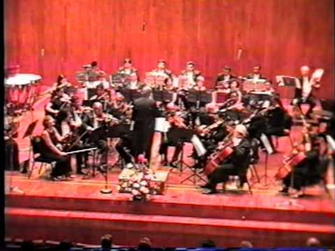 Danza ritual del fuego. Orquesta Clásica de México. Dir. Carlos Esteva Loyola.