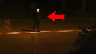 getlinkyoutube.com-CREEPY GUY STANDS OUTSIDE FAZE HOUSE AT 1AM