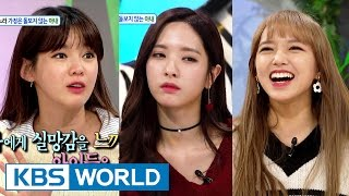 getlinkyoutube.com-Hello Counselor - Jung Kaeun, Cheng Xiao, Bona [ENG/2017.01.23]