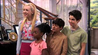 getlinkyoutube.com-Throw Momma From The Terrace - Clip - JESSIE - Disney Channel Official