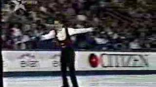 Rudy Galindo 1996 World Championships SP Canon