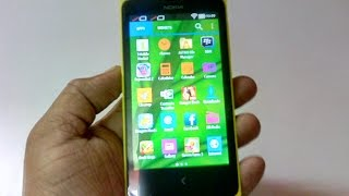 getlinkyoutube.com-How to Update Android Jelly Bean Look in Nokia X, X+, XL