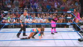 getlinkyoutube.com-Velvet Sky and Ms. Tessmacher vs. ODB and Jackie