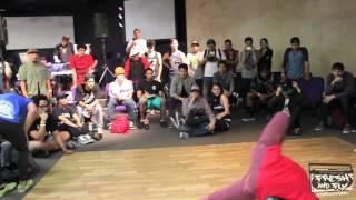 getlinkyoutube.com-The Freakshow vs Killafornia   3 on 3 Bboy Finals   Sactown Underground 2013