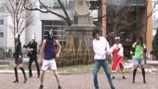 getlinkyoutube.com-【完全凍死】ケロ⑨destinyを踊ってみた【一周年記念】