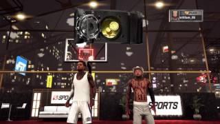I WON THE JACKPOT NBA 2K16 STAGE GAMEPLAY