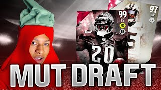 I CAN SEE THE FUTURE! - PSYCHIC DRAFT! - Madden 16 Draft Champions