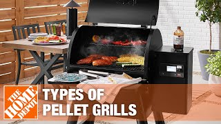 A video on purchasing a pellet grill.
