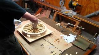 getlinkyoutube.com-Time Lapse Carriage Wheel Assembly