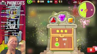 getlinkyoutube.com-King of Thieves - Big Gem Steal Hype!