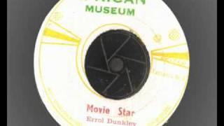 Errol Dunkley - Movie Star - African Museum -  Reggae width=