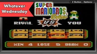 getlinkyoutube.com-Super Mario Bros. Deluxe - VS. Game! Yoshiller vs. shrooby!
