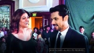 getlinkyoutube.com-Ex-couple Randeep Hooda-Sushmita Sen's 'Jaadoo Ki Jhappi'