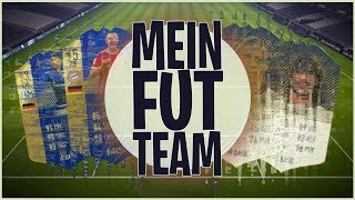 MEIN FUT TEAM | CR7 R9 Gullit Goretzka | FIFA 18