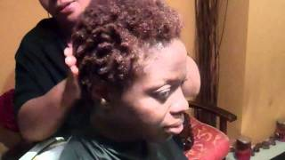 getlinkyoutube.com-How to texturize your hair naturally