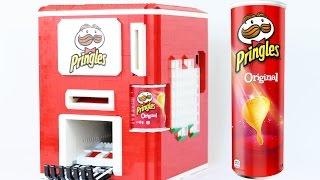 getlinkyoutube.com-LEGO Pringles Machine