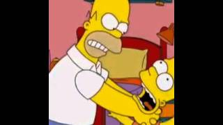 getlinkyoutube.com-The Simpsons - Why You Little--!
