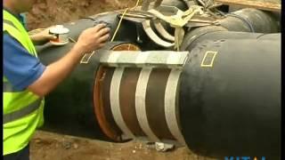 getlinkyoutube.com-Under ground chilled water pipe insulation