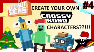getlinkyoutube.com-CREATE YOUR OWN CROSSY ROAD CHARACTERS?! | ☆4 Block Ur Socks Review ☆BitStern Advent Calendar☆